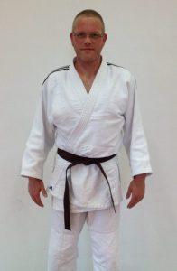 Oliver Macke 1. Kyu Judo Übungsleiter C