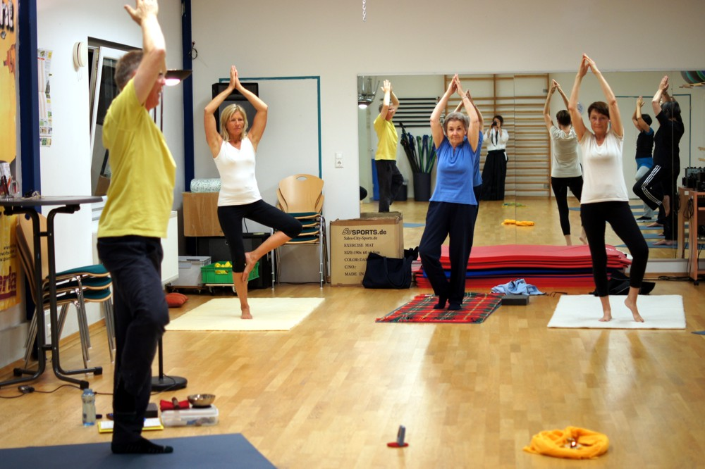 Yoga in Oldenburg-Hundsmühlen