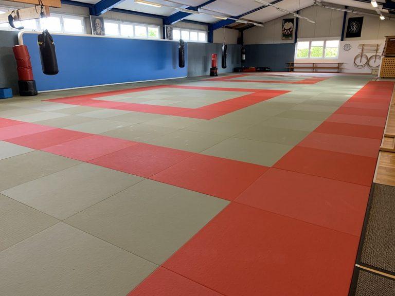 Dojo des Judo-Club Hundsmühlen - Oldenburg - Kampfsport